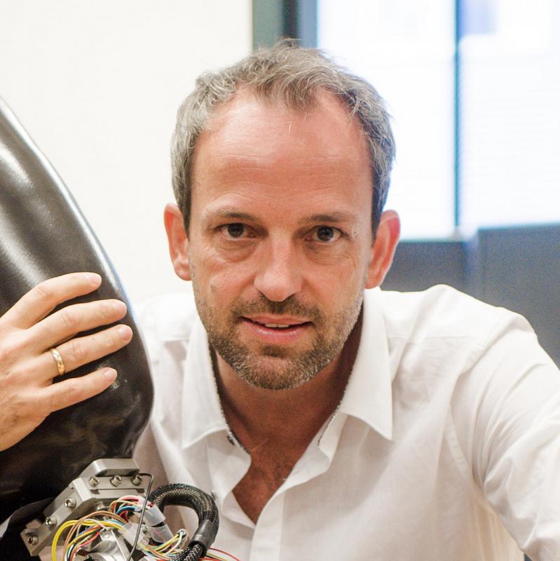 Rober Riener keynote speaker