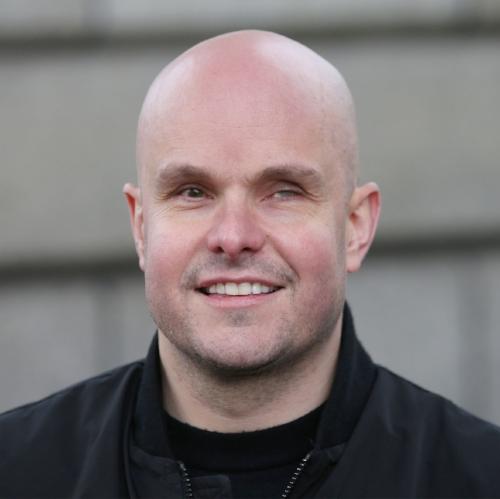 Mark Pollock keynote speaker