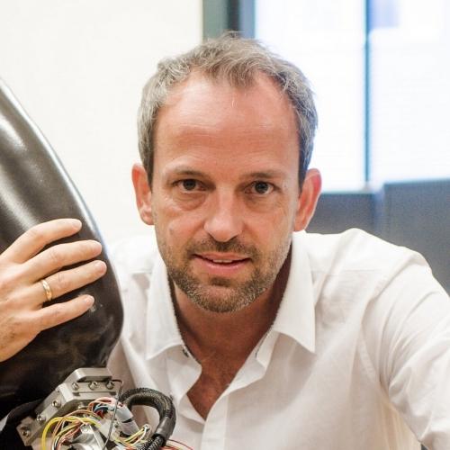 Robert Riener keynote speaker