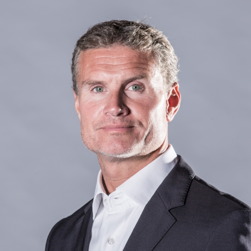 David Coulthard keynote speaker