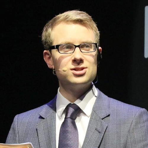 Peter Campbell keynote speaker