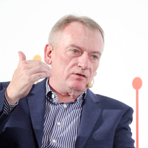 Chris Skinner keynote speaker