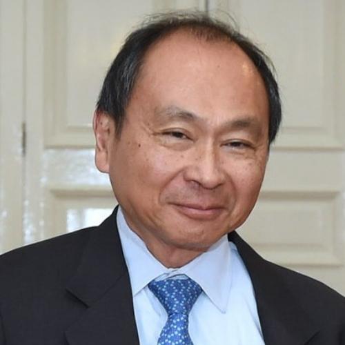 Francis Fukuyama keynote speaker