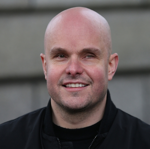 Mark Pollock motivational speaker