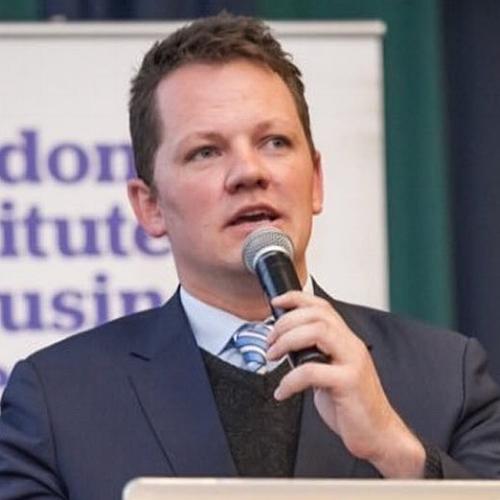 Marius Oosthuizen keynote speaker