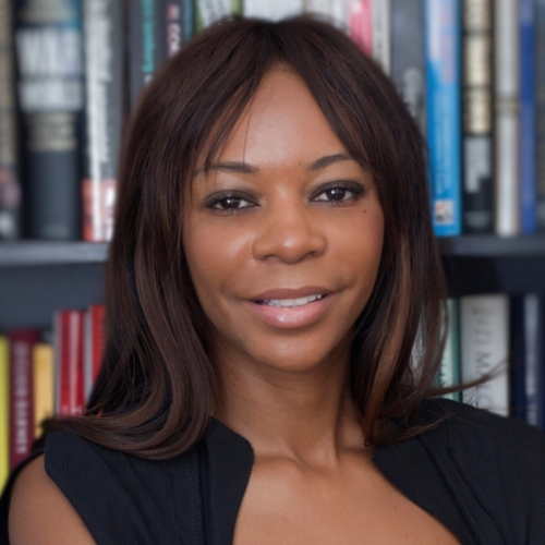 Dambisa Moyo female keynote