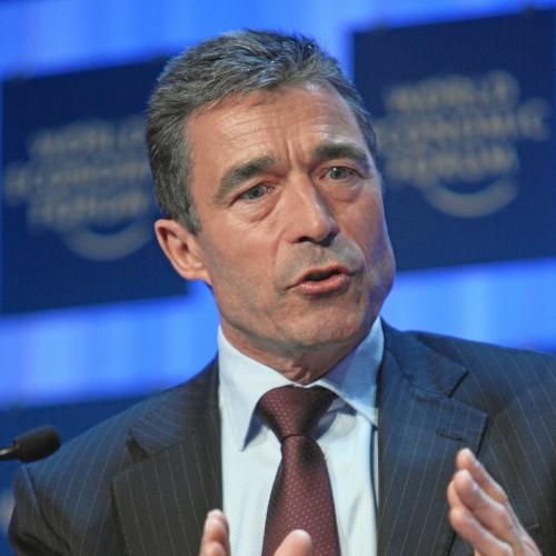 Anders Fogh Rasmussen keynote speaker