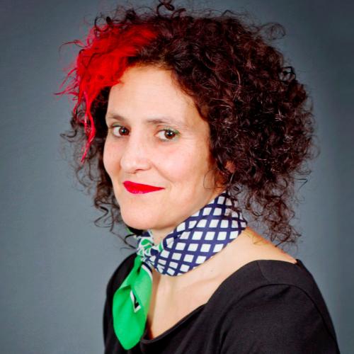Benita Matofska keynote speaker