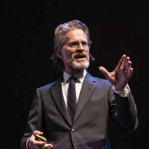 Stefan Hyttfors keynote speaker