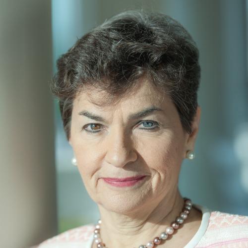 Christiana Figueres keynote speaker