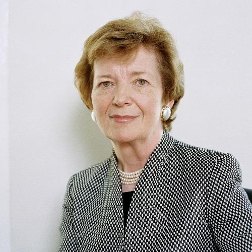 Mary Robinson keynote speaker