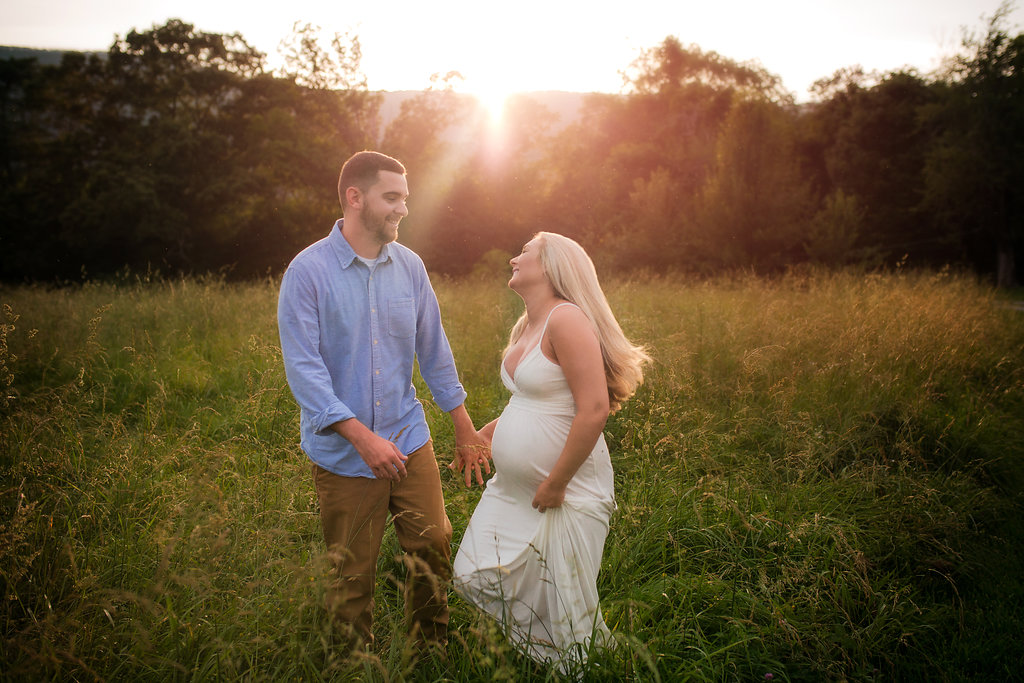 Natural Maternity Photography