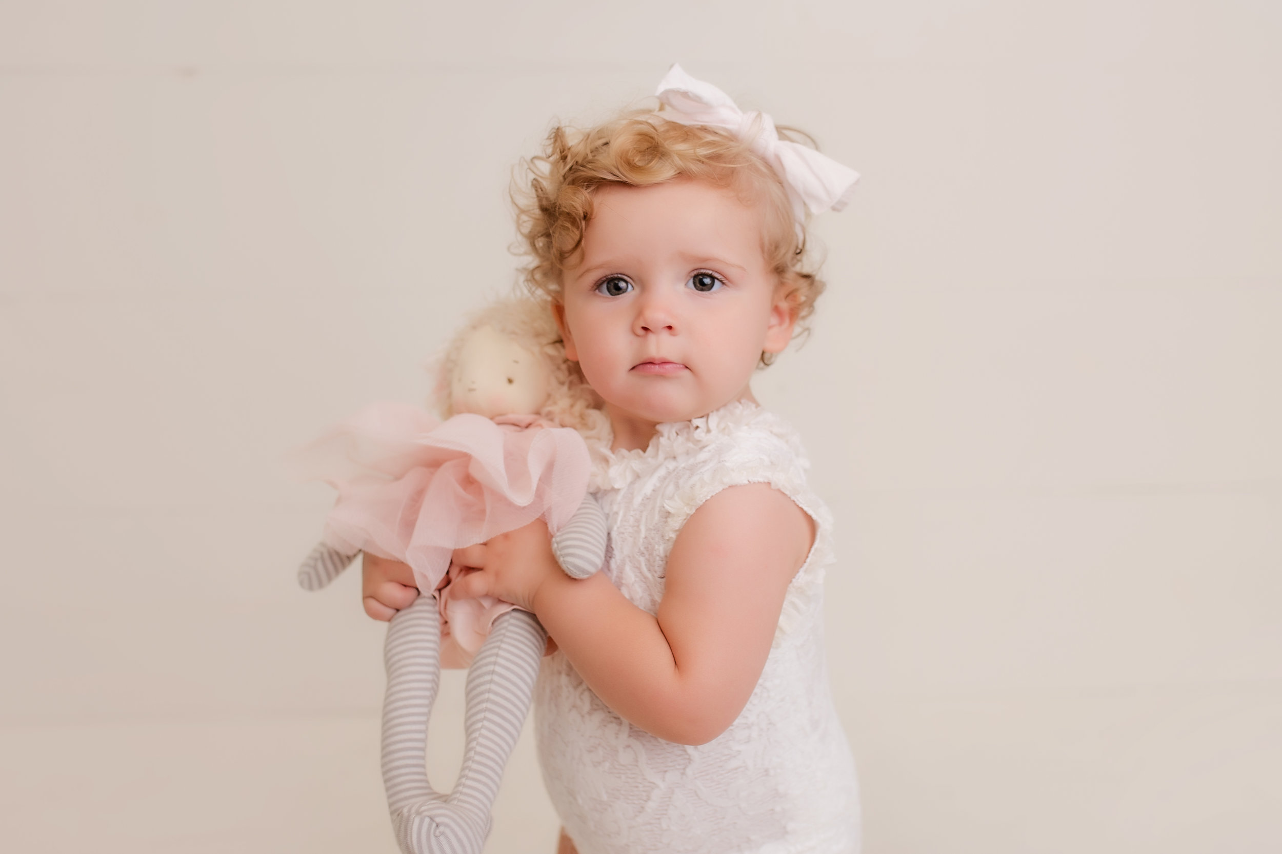 Studio Portrait minis - perfect for milestones and families