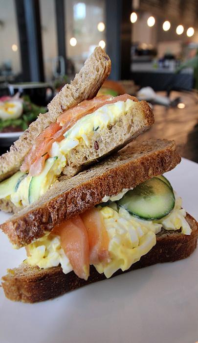 Chalait Breakfast Sandwich