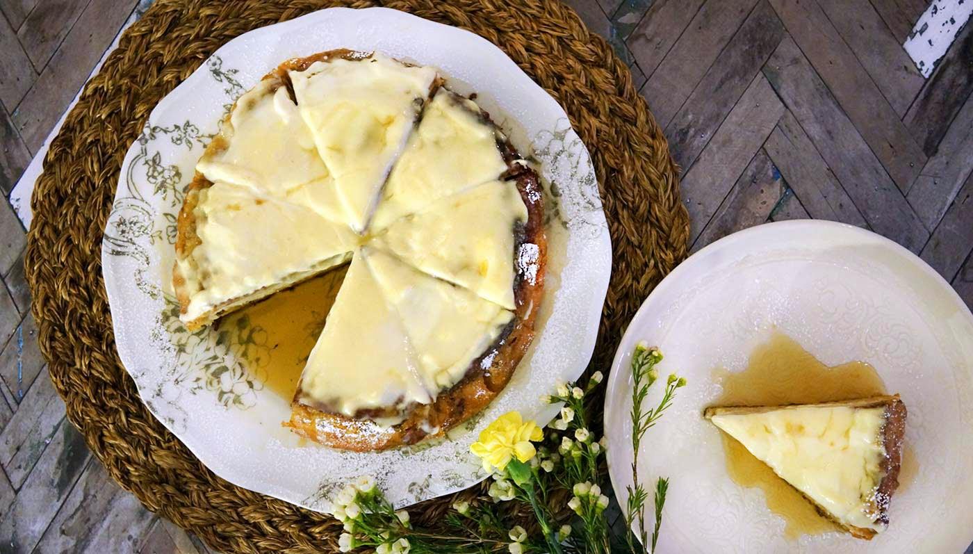 French Toast Cake
