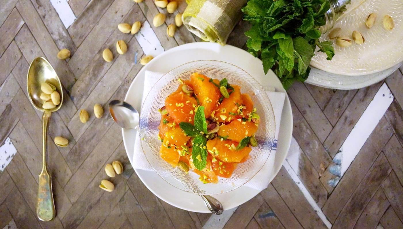 Cara Cara And Grapefruit Salad