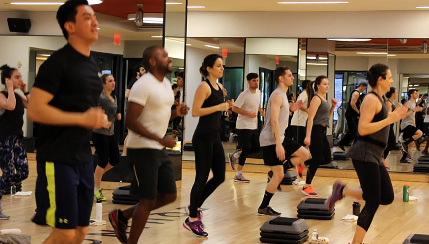 Coffee And Champagne Fitness To Food Event