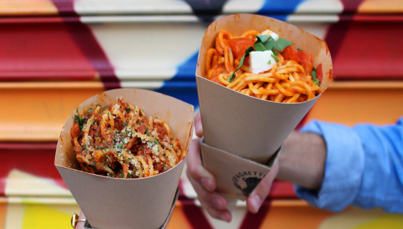 The Infatuation Announces The Food Line Up For GovBall