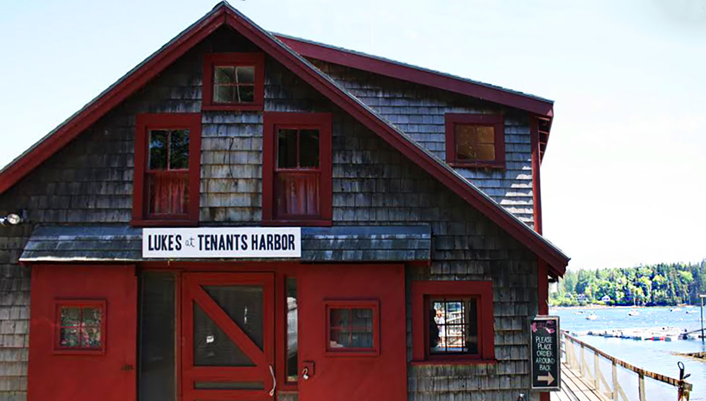 Luke's Lobster at Tenants Harbor