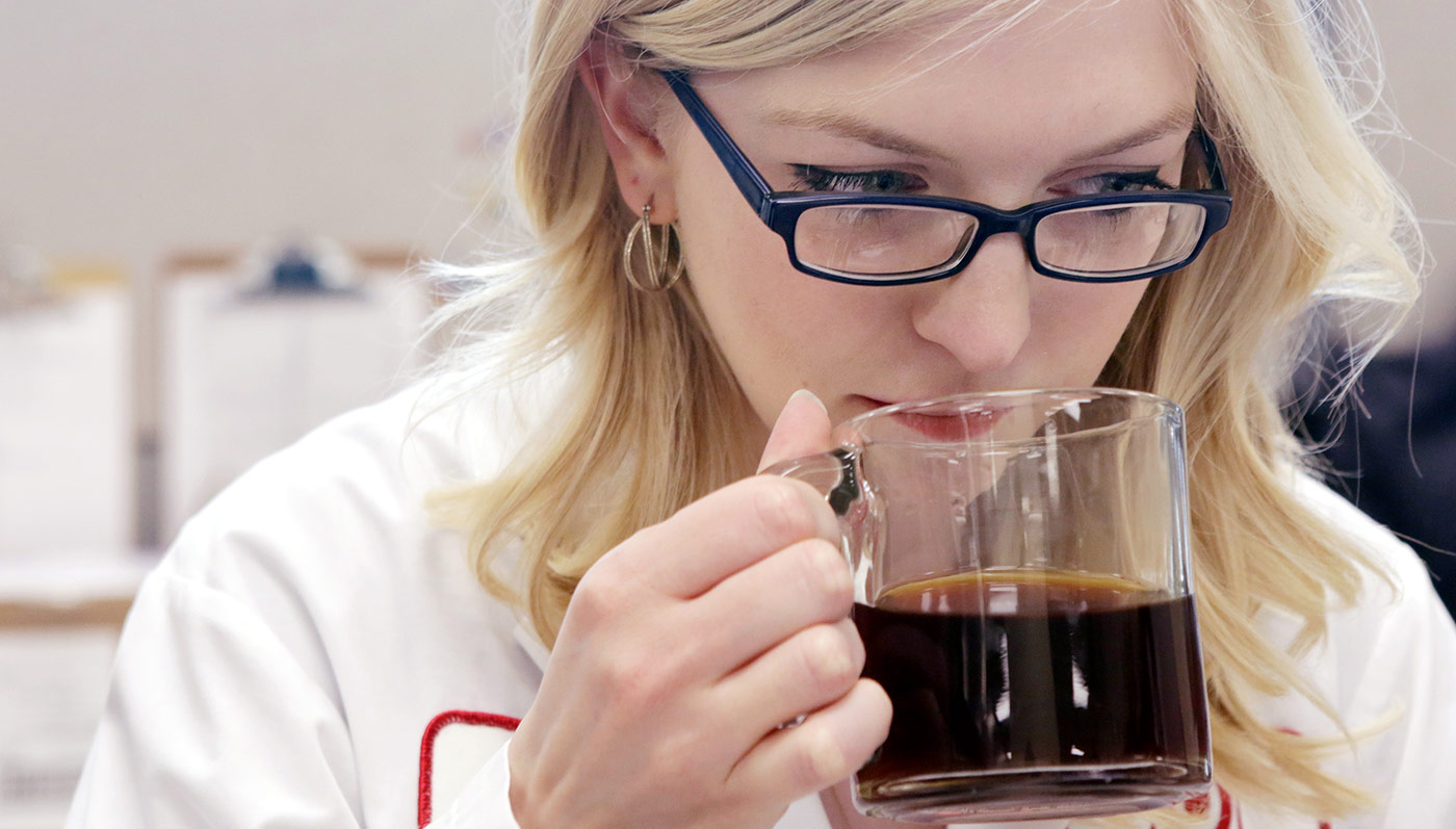 Behind The Scenes of Target's Coffee With Coffee Scientist Emily Olson