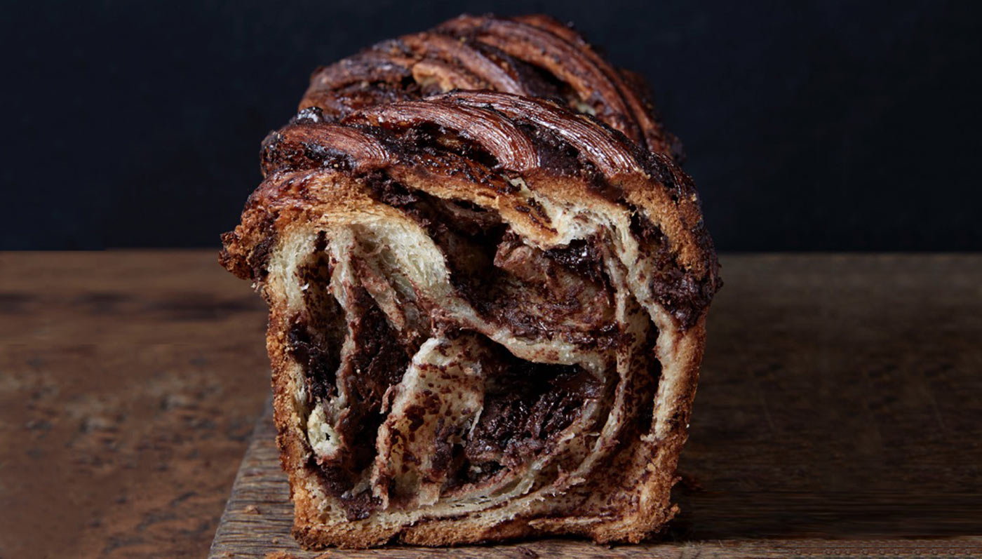 Home-Friendly Breads Bakery's Babka