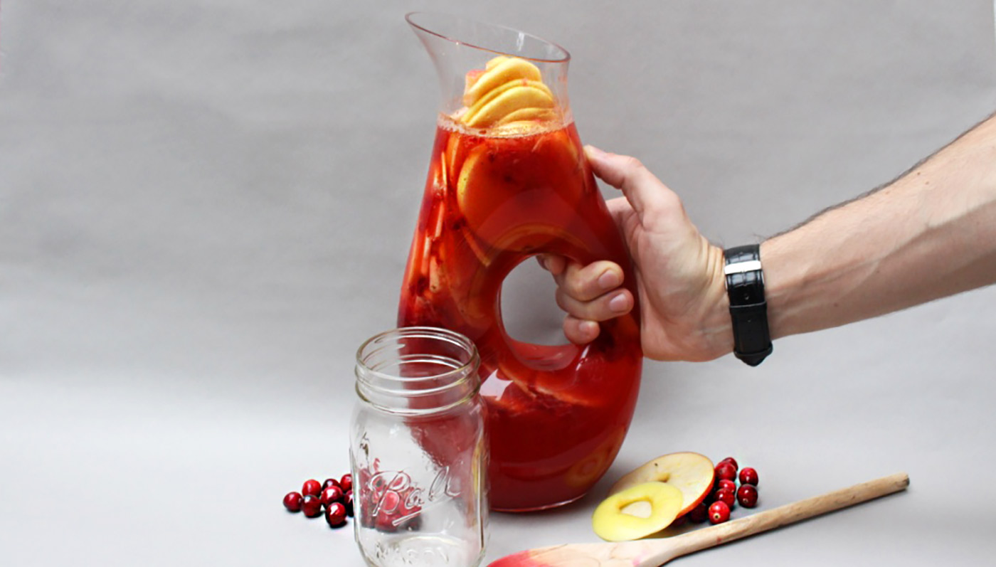 Cranberry Apple Punch