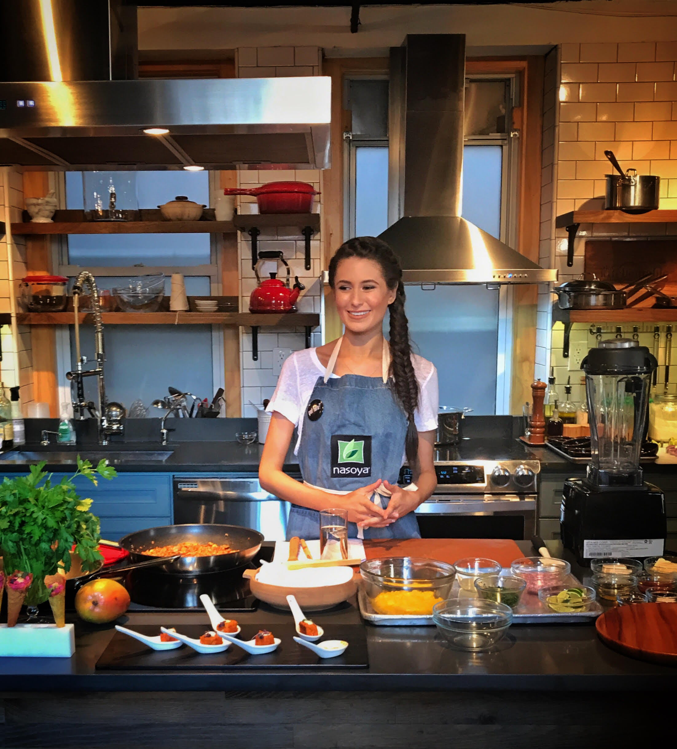 Chef Chloe Coscarelli