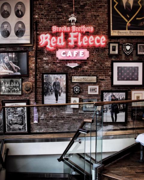 Red Fleece Café