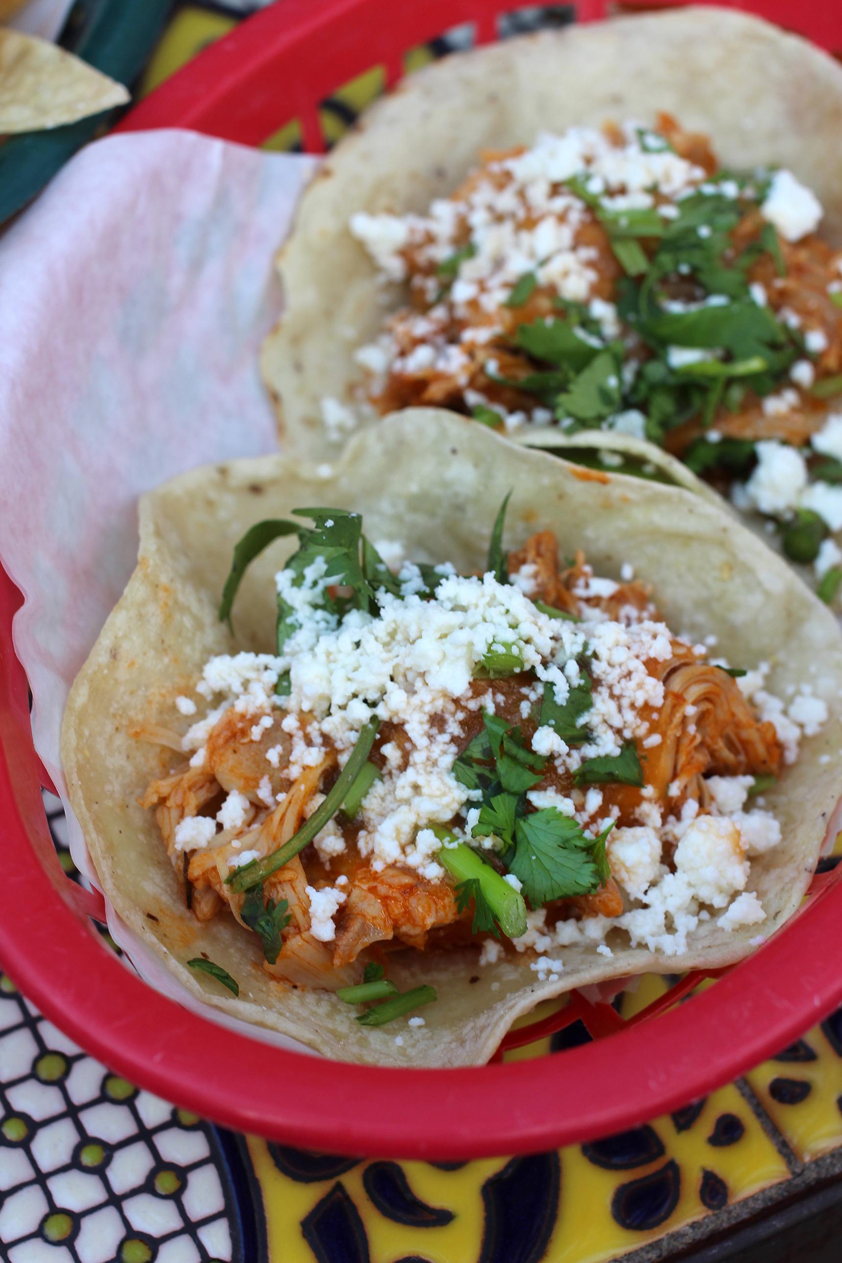 Salvation Taco Tacos