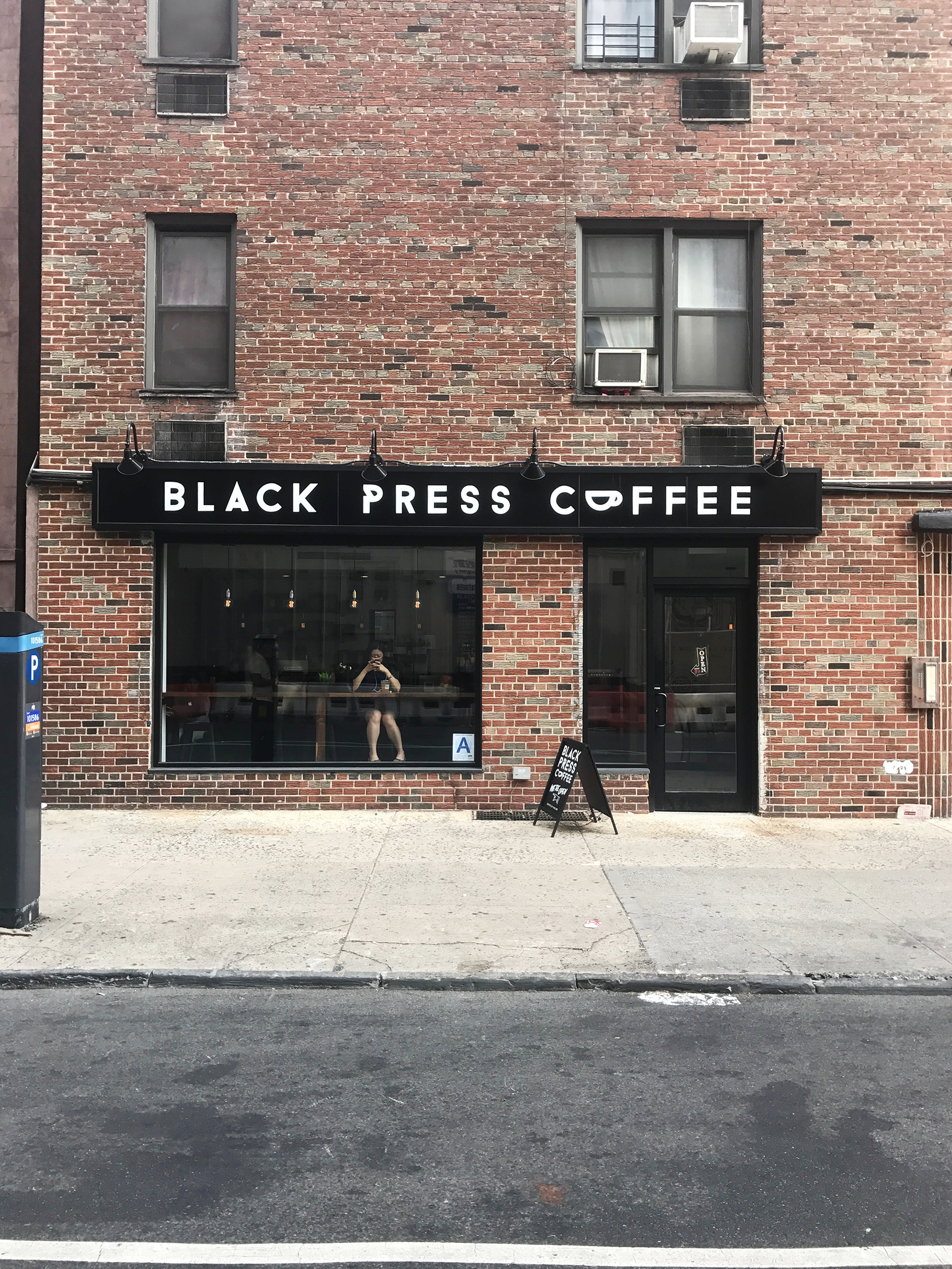 Black Press Coffee