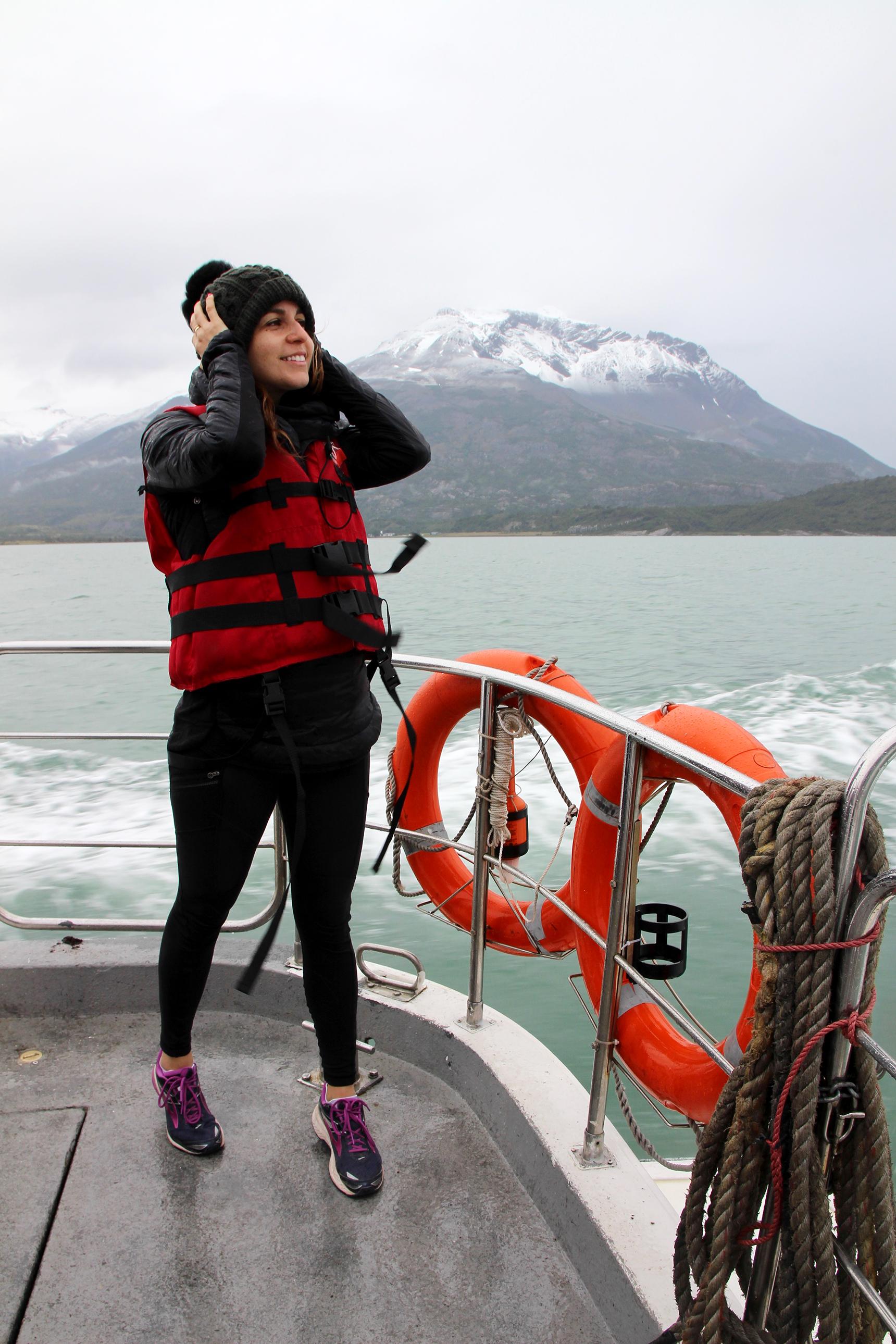 Agunsa Patagonia Balmaceda And Serrano Glacier Tour