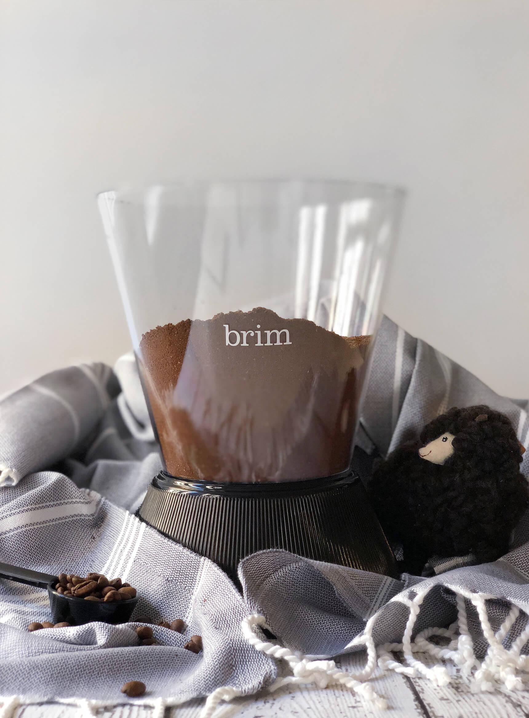 Brim Smart Valve Cold Brew Coffee Maker