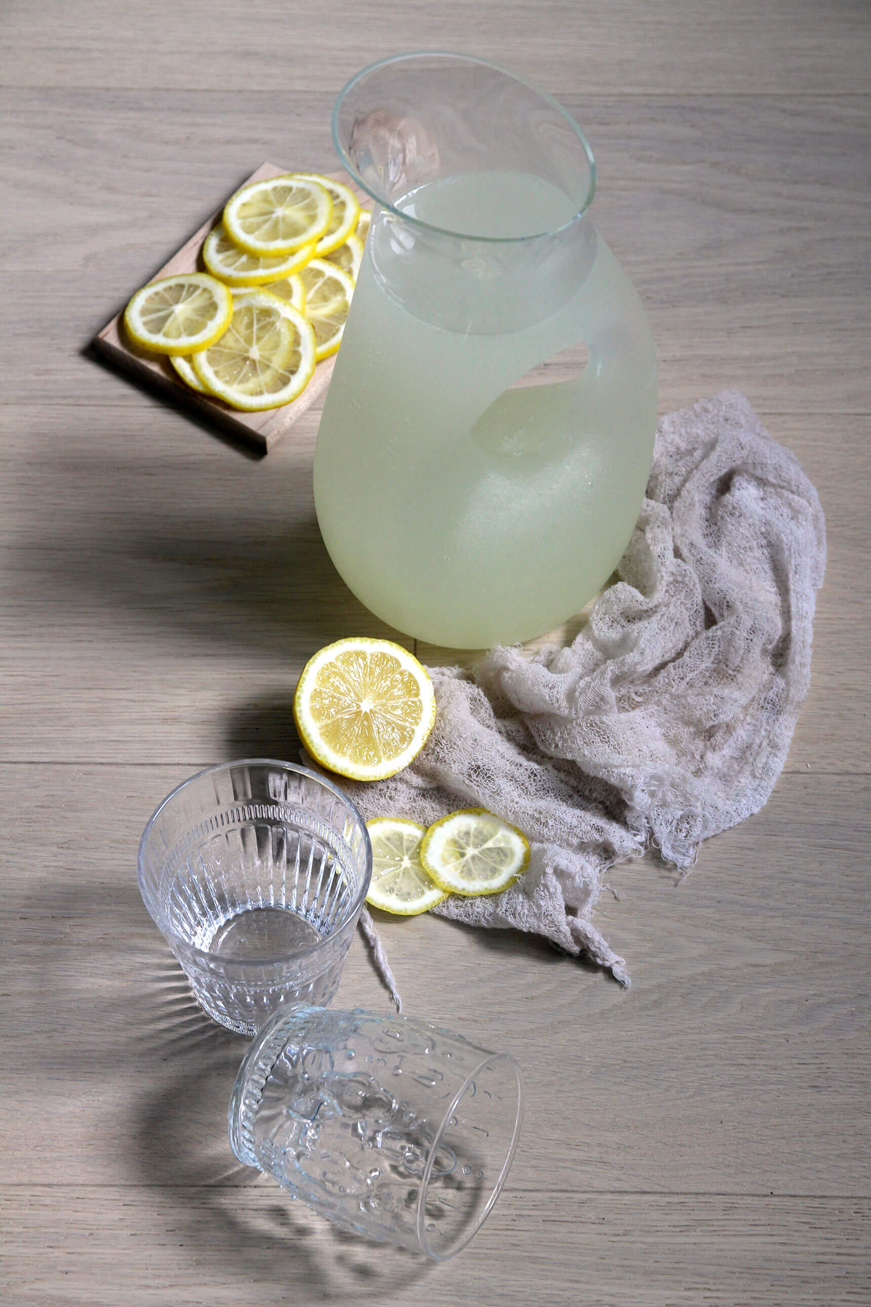 Lavender Sparkling Lemonade