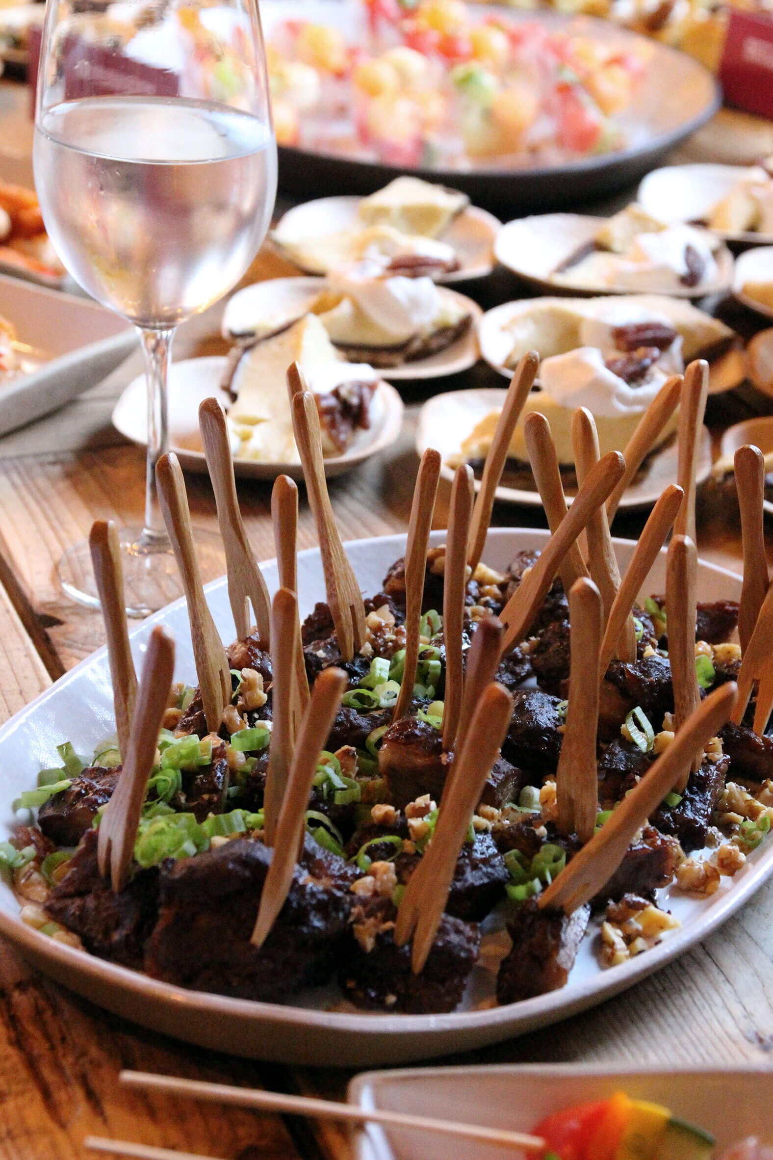 Diamond Of California + Joy The Baker = The Perfect Pie Event