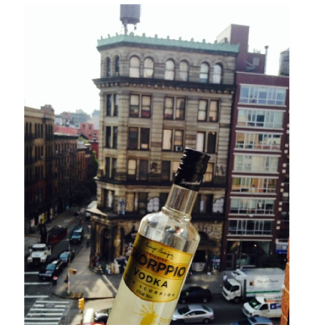 #skorppio on #bowery #NYC #nolita