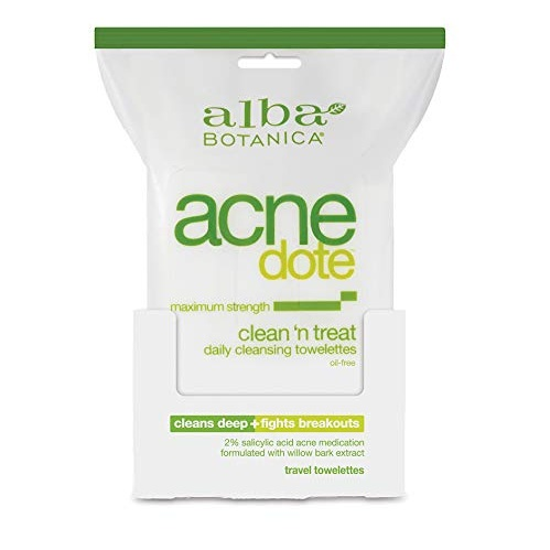 acne pads for survivors