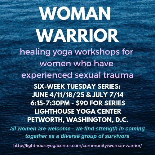 Healing Yoga for Sexual Assault Survivors - Washington, D.C.