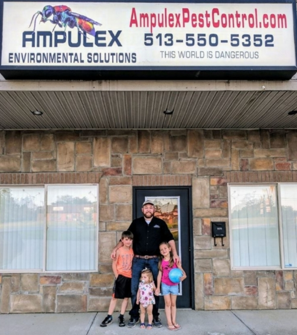 S. Eric Johnston - Eric is a husband and father of three that developed a passion for protecting others from the hassle and dangers of pests. He is committed to providing quality pest control services at fair prices. Our five star rated team of pest control technicians work under his management following the best pest control practices. Eric is very knowledgeable and fully certified. He enjoys staying educated on the latest advancements in Integrated Pest Management (IPM).His compassion for each individual struggling with active infestations truly is what sets our company apart from other big name pest control companies.
