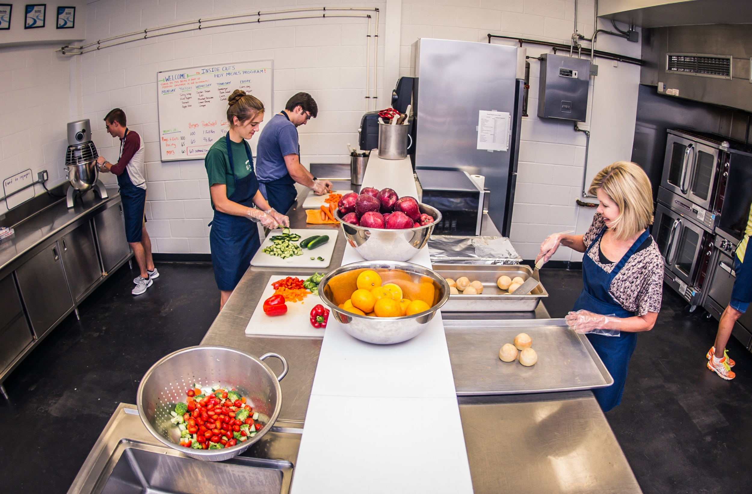 Community Empowerment Kitchen    Learn More