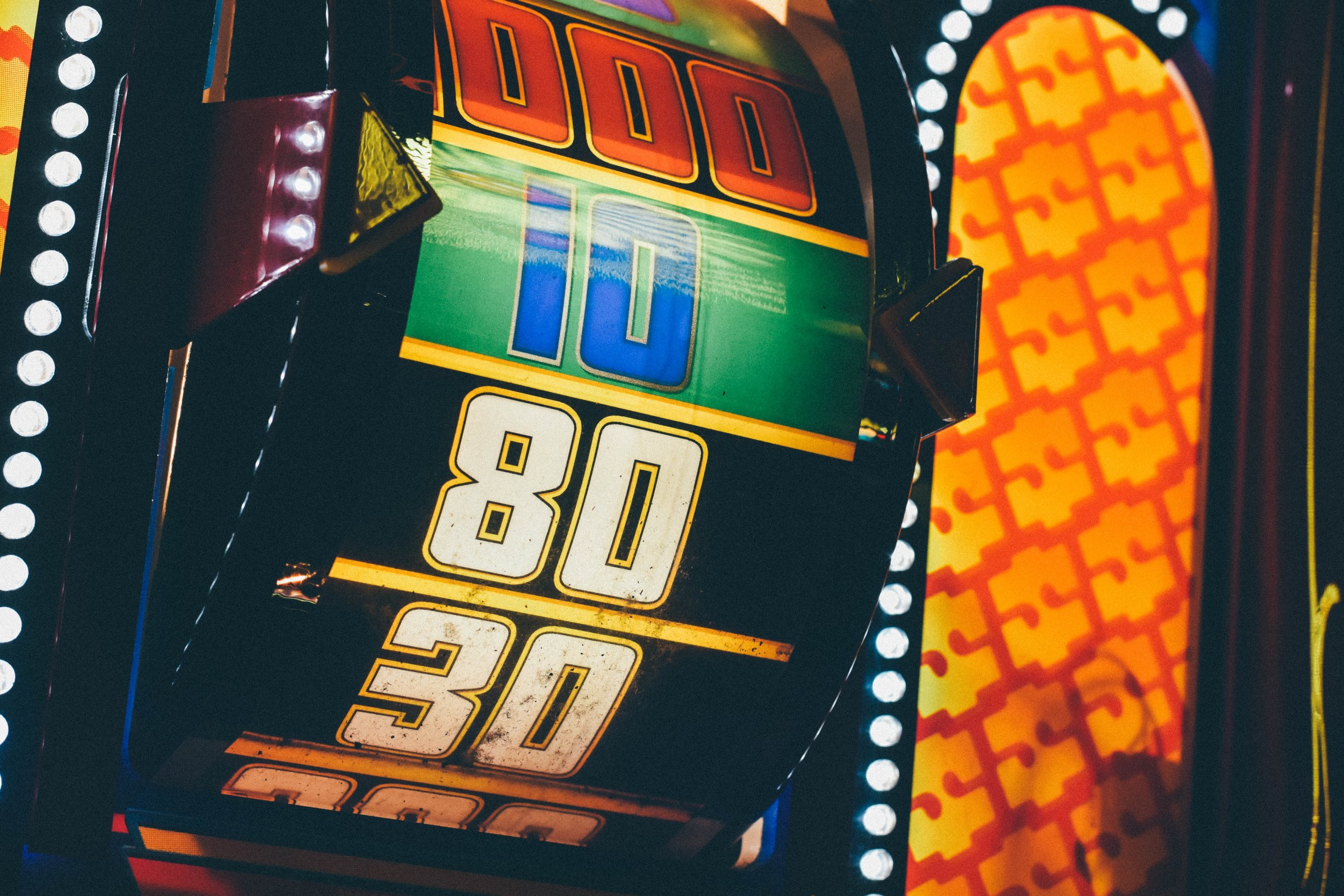 Explore as many hotels and casinos as possible. -