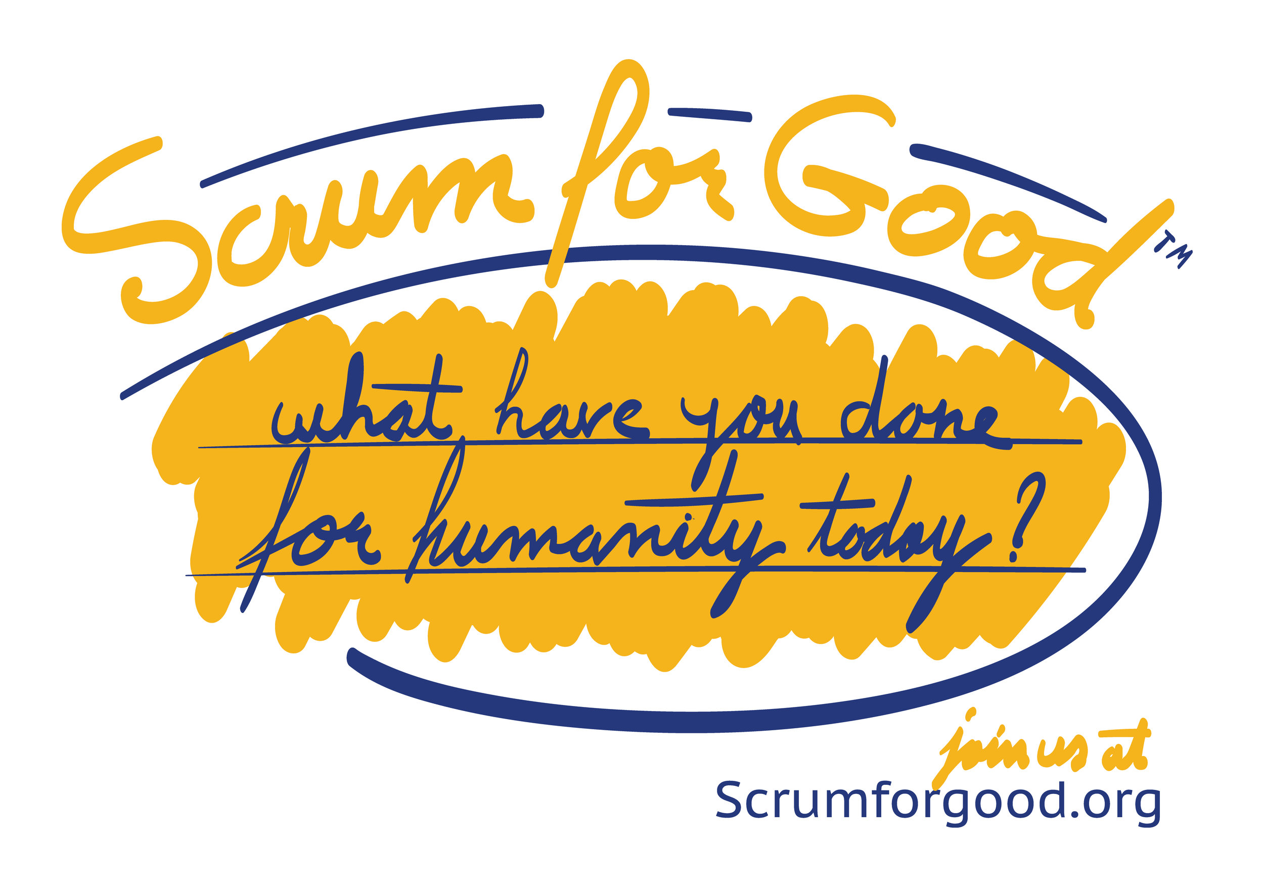 Scrum for a good cause