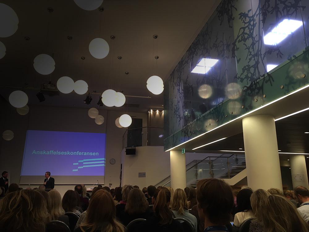 Difi Anskaffelseskonferansen 2017