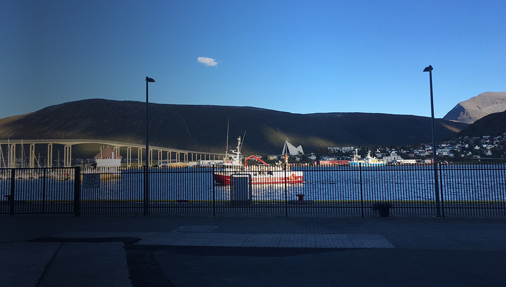 Regionmøte 2018, Vinmonopolet, Ski, Kragerø, Tromsø, Bergen