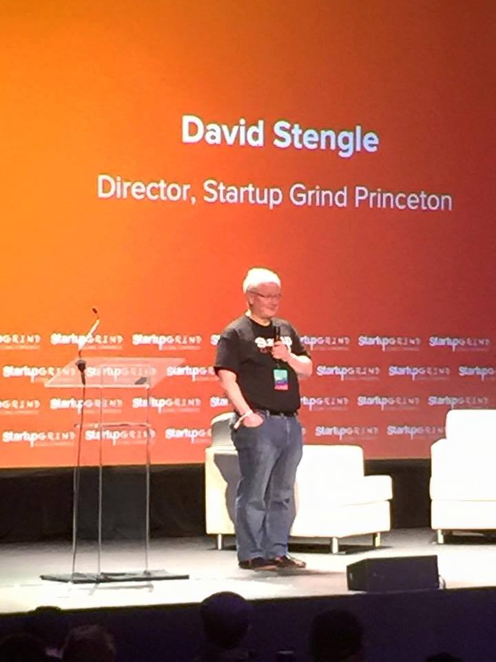 Startup Grind Global - This annual conference in Redwood City is a highlight of my year. Here I'm introducing unicorn Instacart's founder Max Mullen at Global 2016.