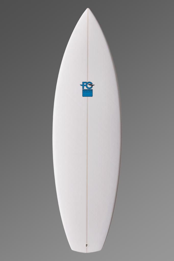 FCD Surfboards Shortboard Wild Boar Deck