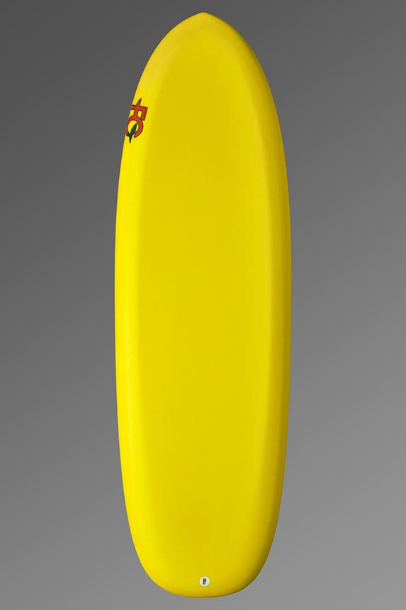 FCD Grasshopper Foil Surfboard_Top