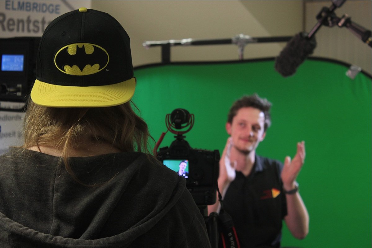 Surrey Film Academy - Click here to find out more
