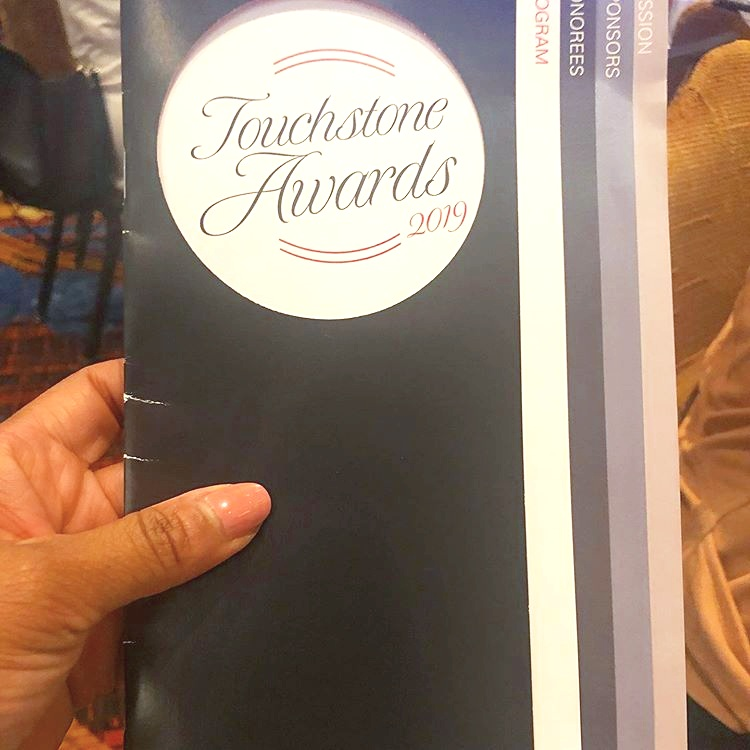 Event Program - Girls' Inc. Touchstone 2019