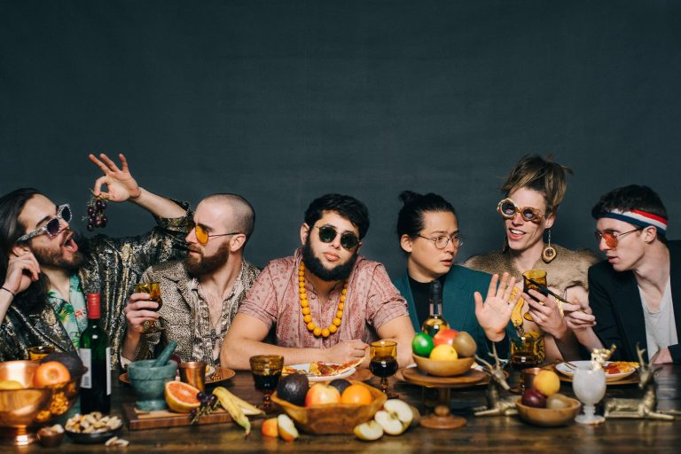 Joe Hertler and the Rainbow Seekers - Overblown Video Premiere