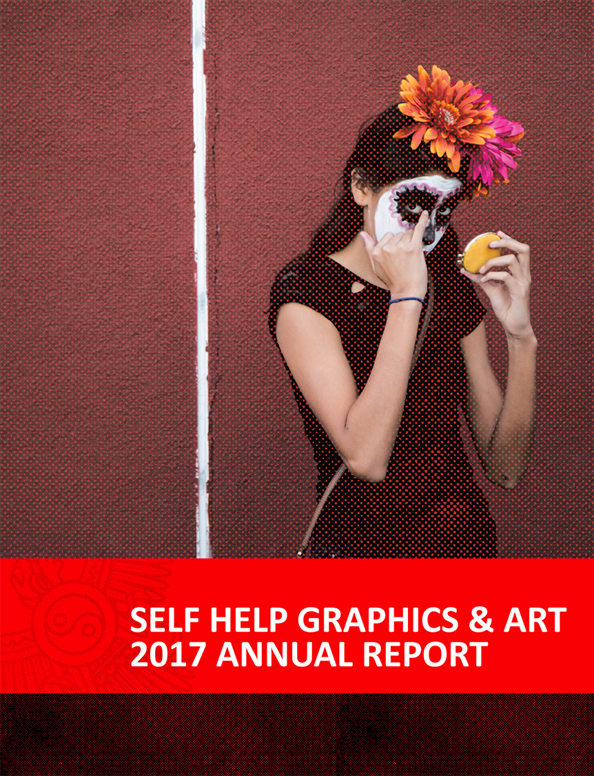 Self Help Graphics & Art Year End Report